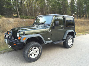 2006 Jeep TJ Convertible