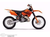 Looking for 03-06 ktm 300 parts