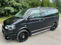 2016 Volkswagen Caravelle EXECUTIVE TDI 150 7 SPEED DSG AUTO 5 SEATS IN BLACK MP