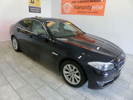 2012 BMW 520 2.0TD auto d M Sport ***BUY FOR ONLY £62 PER WEEK***