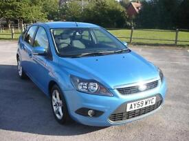 Ford Focus 1.6 ( 100ps ) 2009.5MY Zetec