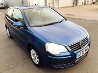 VW POLO, 2005, FULL AUTOMATIC,2005, Low Miles, Serv.History, Year's Mot, Excellent Runner!