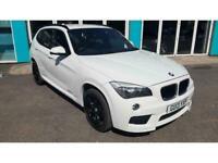 2013 BMW X1 20d M Sport SUV Diesel Manual