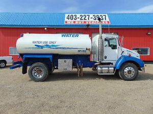 ALLISON AUTO 3060P,  WATER TANK TRUCK