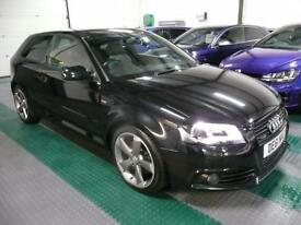 Audi A3 2.0TDI ( 170ps ) 2011MY quattro Black Edition