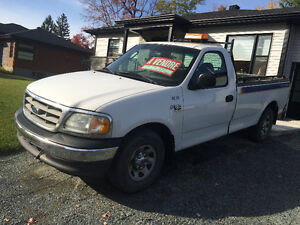 2002 Ford F-150 Camionnette