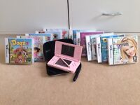 Pink Nintendo Ds package