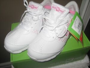 WOMEN'S HEALTH PRO SHOES FOR HEALTH CARE WORKERS