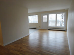 2bedroom apartment centrally located renting for April 1