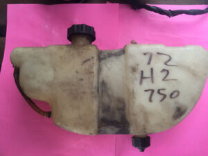 1972 Kawasaki H2 750 Triple Two Stroke Oil Tank