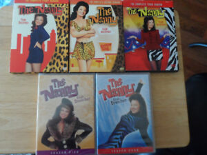 THE NANNY T.V. SERIES ON DVD