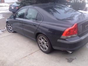 Mechanic special 2002 volvo s60 2.4 t