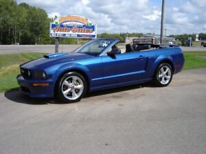 ***SOLD***2008 FORD MUSTANG***GT***CONVERTIBLE***