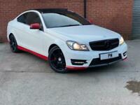 2013 Mercedes-Benz C Class 2.1 C250 CDI AMG Sport 7G-Tronic Plus 2dr Coupe Diese