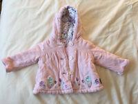 Baby coat 3-6 months