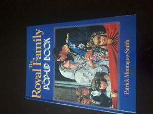 Royal Family Pop Up Book