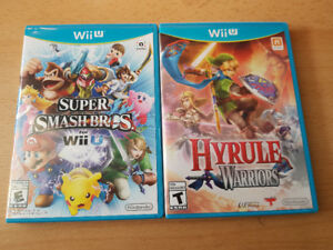 Wii U Games for Collectors