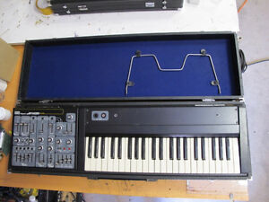 Wanted: old analog synthesizer keyboards - working, or broken