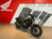 New Honda CMX 500 Rebel - New 70 Plate Save £804 off RRP - A2 Licence