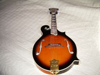 Mandolin for sale - Ibanez F-Style Acoustic High Gloss