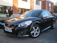 2011 61-Reg Volvo C30 2.0 ( 145bhp ) R-Design,GEN 22,000 MILES,YES 22,000 MILES