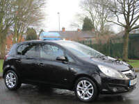 Vauxhall/Opel Corsa 1.2i 16v ( a/c ) 2009 SXi