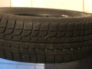 Winter tires in great condition