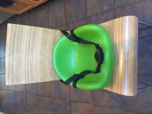 Keekaroo Lime Cafe Booster Seat