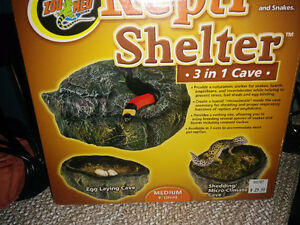 Reptile home- Never used