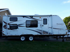 2014 Keystone Passport 238ML Ultra Lite Travel Trailer