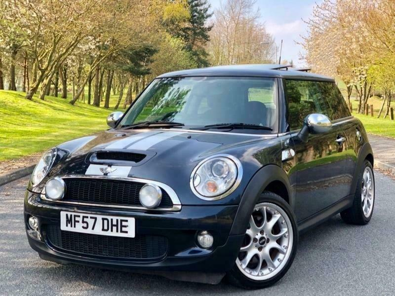 2007 Mini Hatch S 16 171bhp 3dr Only 57k Miles With Fsh In