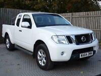 2014 Nissan Navara Acenta Kingcab 4x4 A/C Pickup Diesel Manual