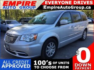 2012 CHRYSLER TOWN AND COUNTRY TOURING-L * LEATHER * NAV * REAR