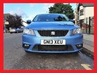 (47000 Miles) PCO -- 2013 Seat Toledo 1.6 TDi SE -- £20 Tax -- Part Ex OK