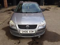 VW POLO 11MONTHS MOT FOR QUICK SALE