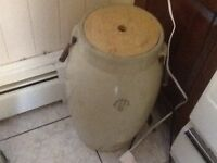Antique butter churn    Price is firm