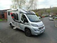 Burstner T590 3 Berth 4 Travel Seats Rear Fixed Bed and Garage Motorhome ForSale