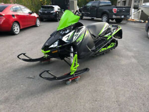 Arctic Cat  2018 cross country limited ES Turbo 137 po **600KM**