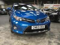 Toyota Auris Dual Vvt-I Icon Hatchback 1.3 Manual Petrol