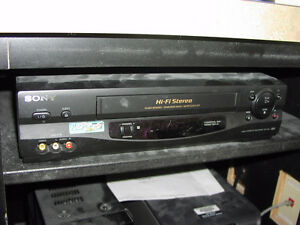 WANTED: Looking for a Video Cassette Recorder, (VCR)