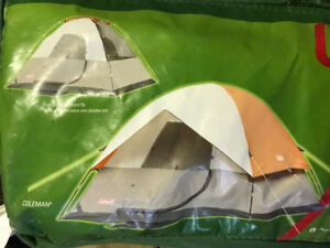Coleman Sundome5 Person Tent
