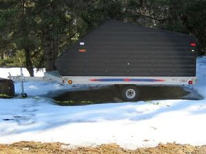 TRITON SNOWMOBILE TRAILER-NEW PRICE