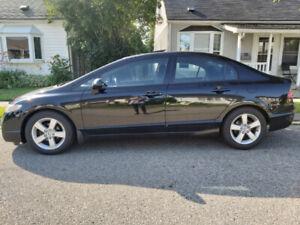 2011 Honda Civic SE (Manual Transmission)