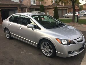 2010 Acura CSX, NAV, Leather, Heated, winter tires, Triptronic,