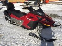 DEAL ..2009 grand touring long track 4 stroke 1200