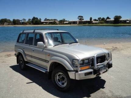 1997 TOYOTA FZJ80R LANDCRUISER GXL 7 SEATER Royal Park Charles Sturt Area Preview