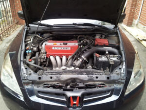 2008 TSX ENGINE W/KTUNER END USER ECU TUNED FOR 2003-2005 ACCORD