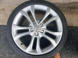 Audi a3/s3 alloys 5x112