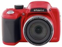 Polaroid 20MP SLR style digital camera MASSIVE 50x optical zoom 30 fps continuous shooting speed