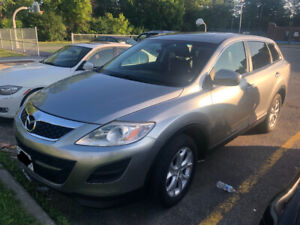 Mazda CX-9 2012 7 pass low km 100,400 leather sunroof bluetooth